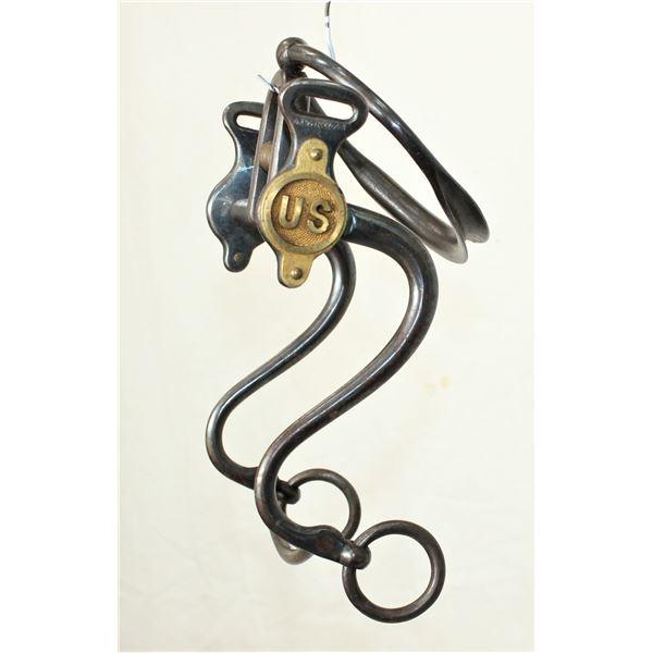 US Cavalry 1860 Ring Bit