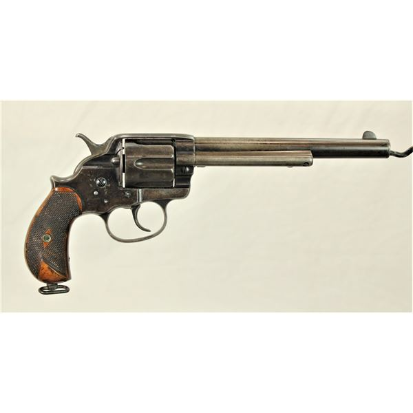 Colt's 1878 Double Action Revolver