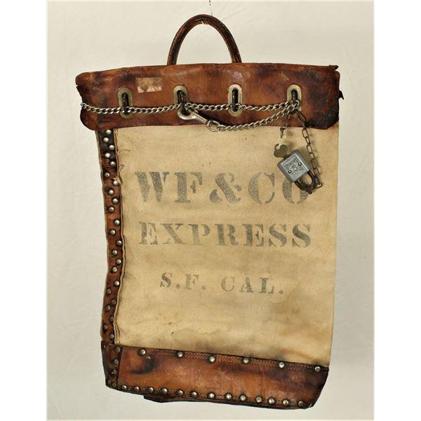 Wells Fargo Bag