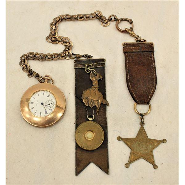 Pair Antique Pocket Watches