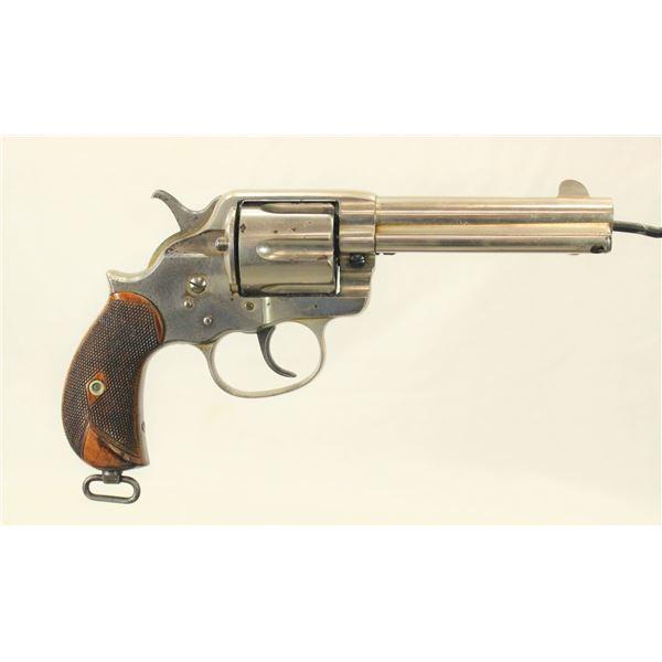 Desirable Colt 1878 Double Action Revolver