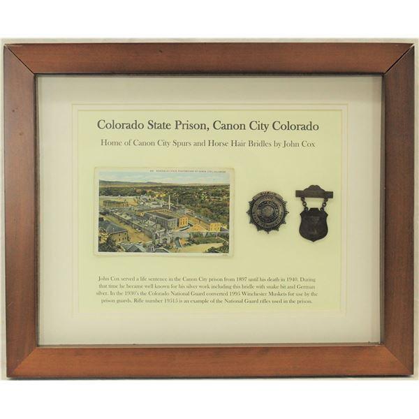Canon City Penitentiary Art