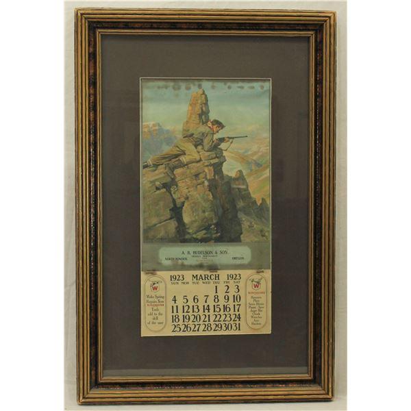 Winchester Calendar