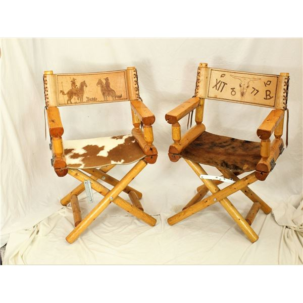 Pair of Western Chairs