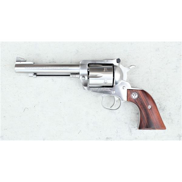 Stainless Ruger Super Blackhawk Revolver