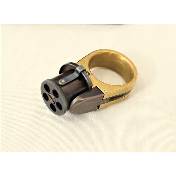 Cased Le Petite 4mm Ring Pistol