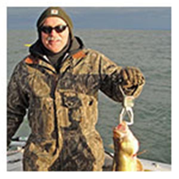 Lake Erie Winter Walleye Fishing Trip for 3