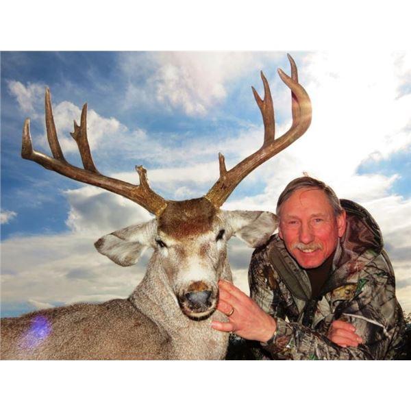 5-Day Mexico Carmen Mountain Deer or MX Texanus Deer Hunt for 1
