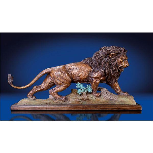 Sovereign Reign Bronze Sculpture