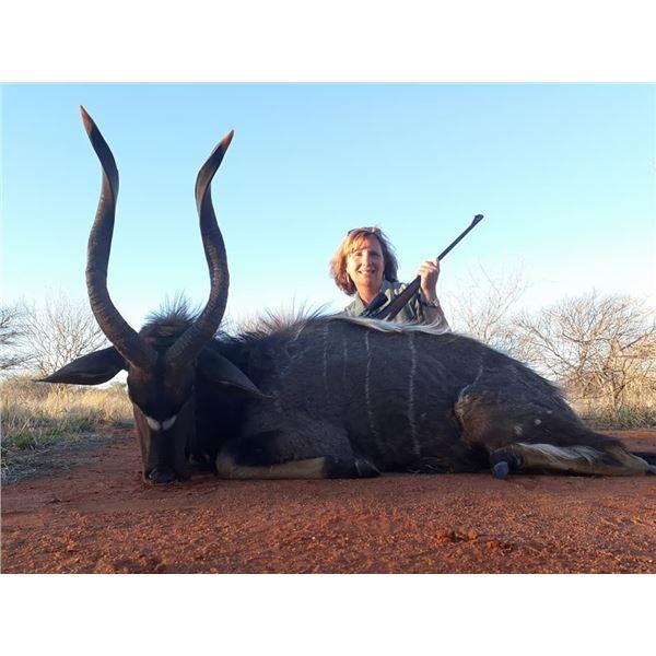 10-day Hunting Safari for 4 hunters.