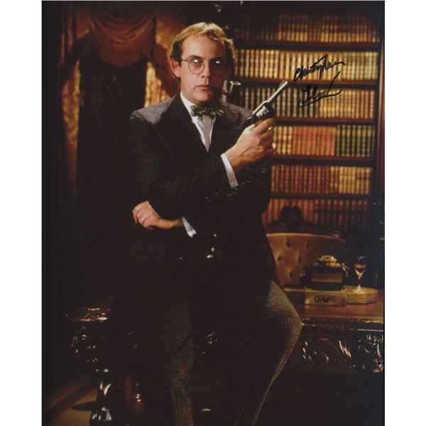Christopher Lloyd signed photo