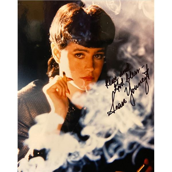 Blade Runner: The Final Cut Sean Young signed movie photo