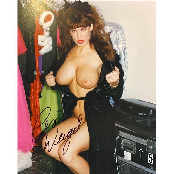 Teri Weigel signed photo