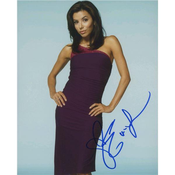Eva Longoria signed photo