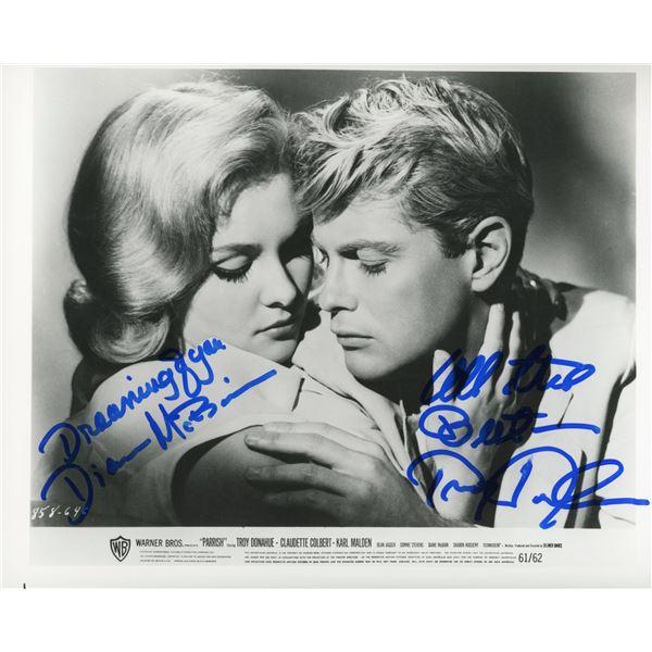 Parrish signed movie photo