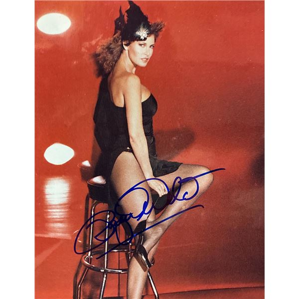 Raquel Welch signed photo