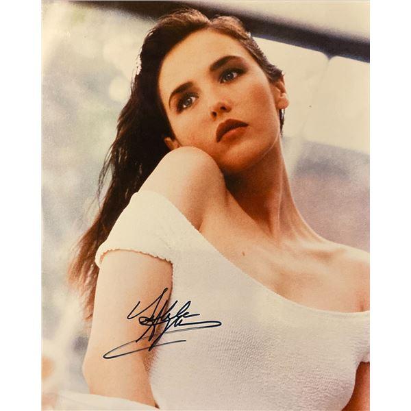 Isabelle Adjani signed photo