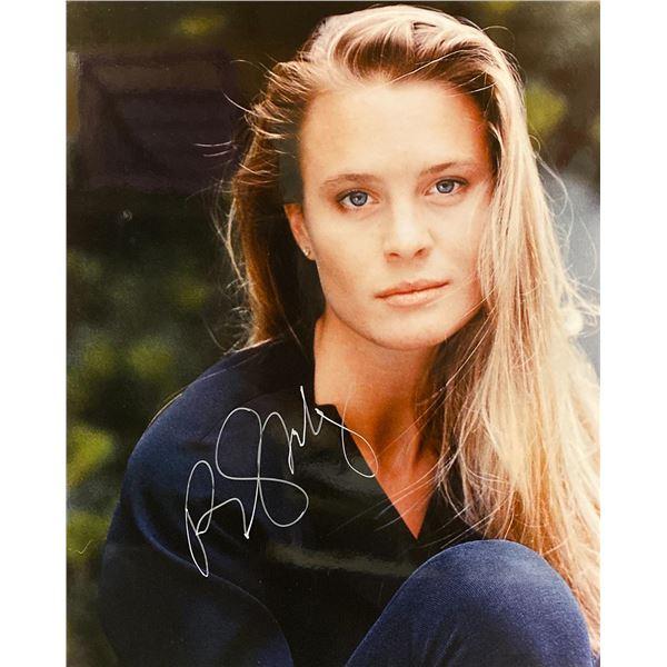 Robin Wright signed photo