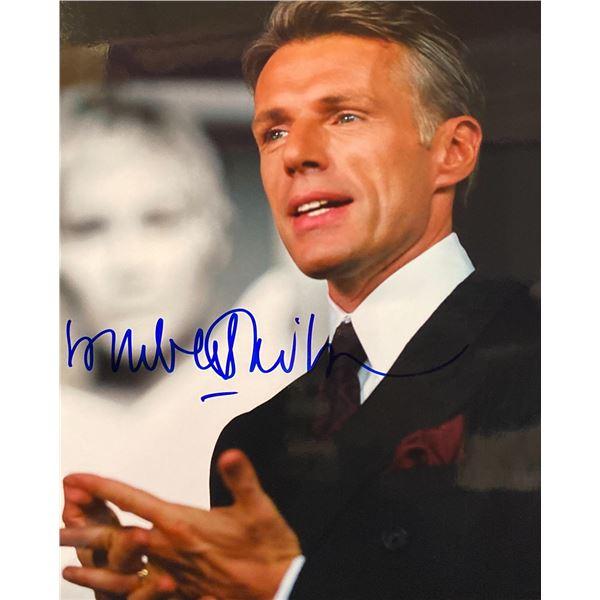 Lambert Wilson signed movie photo