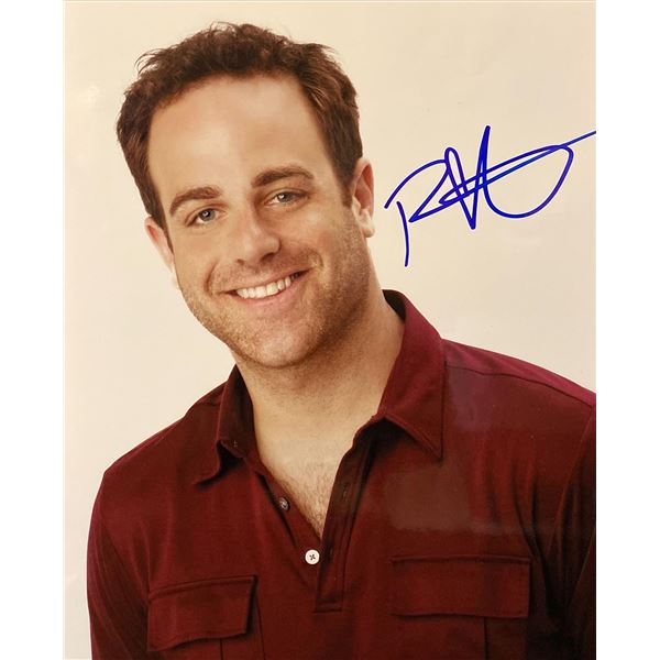 Paul Adelstein signed photo