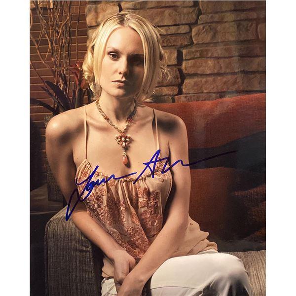 Laura Allen signed photo