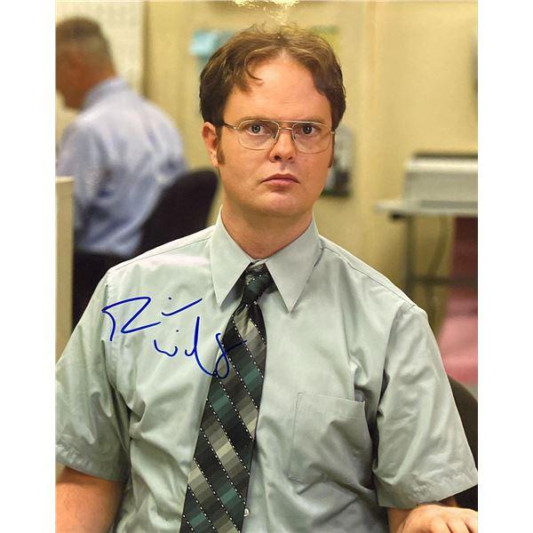 The Office Rainn Wilson signed photo