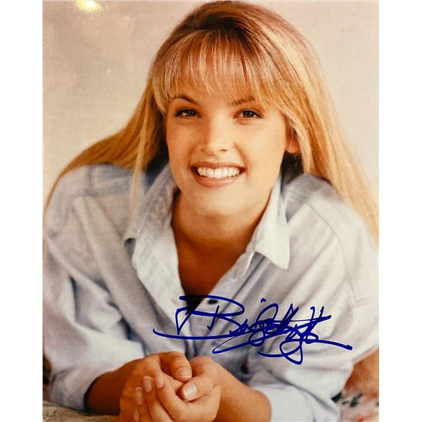 Bridgette Wilson signed photo
