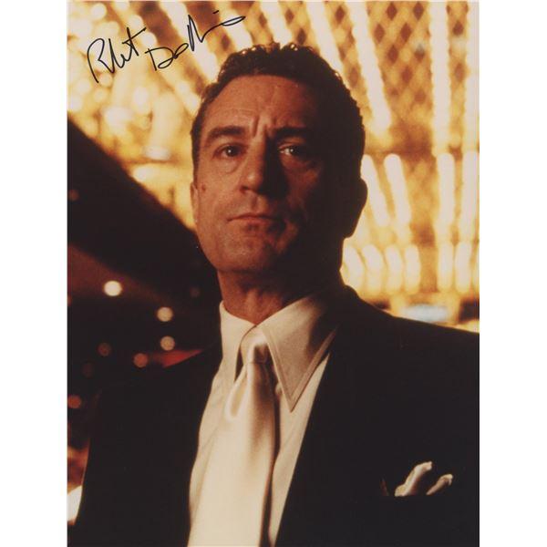 Casino signed movie photo