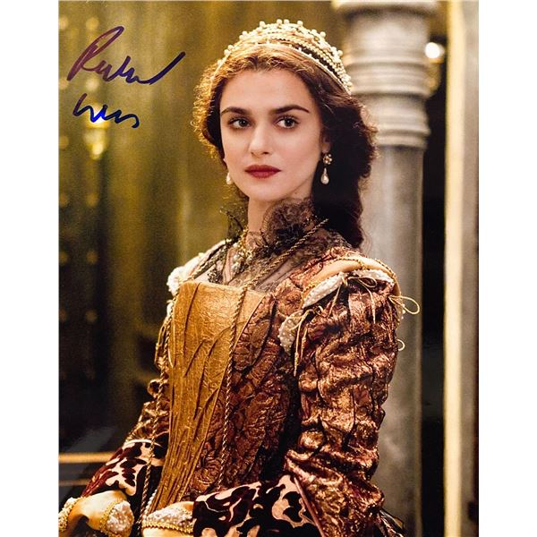 The Fountain Rachel Weisz signed movie photo