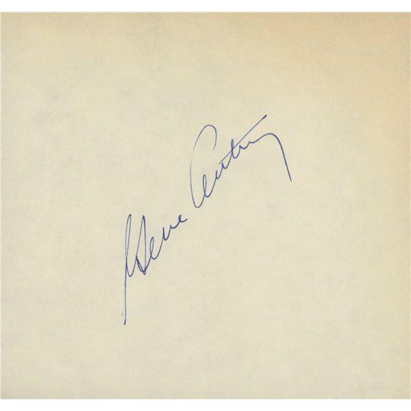 Gene Autry signature cut