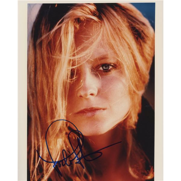 Silence of the Lambs Jodie Foster signed photo