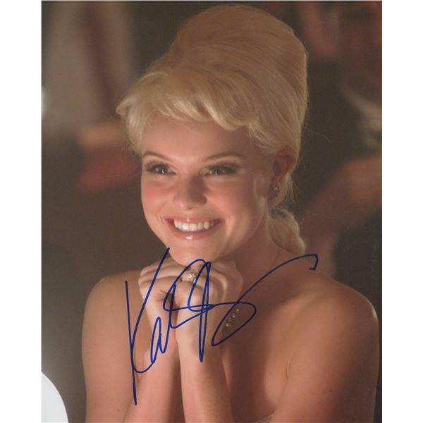 Kate Bosworth signed photo