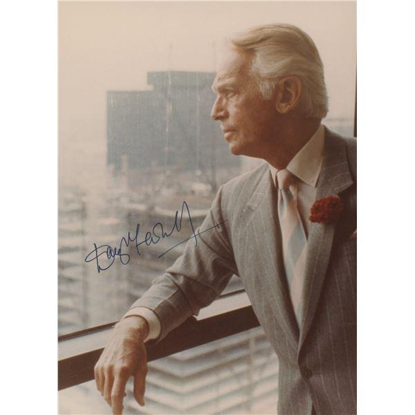 Douglas Fairbanks Jr. signed photo