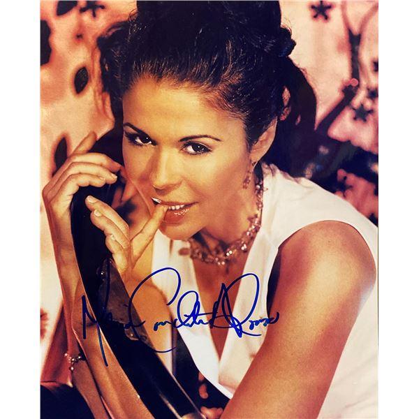 María Conchita Alonso signed photo