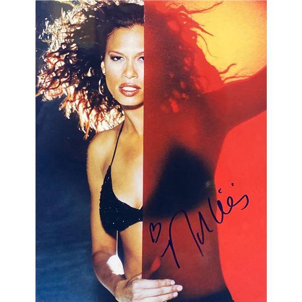 Natashia Williams signed photo