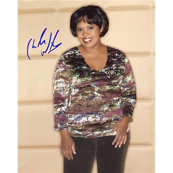 Chandra Wilson signed photo
