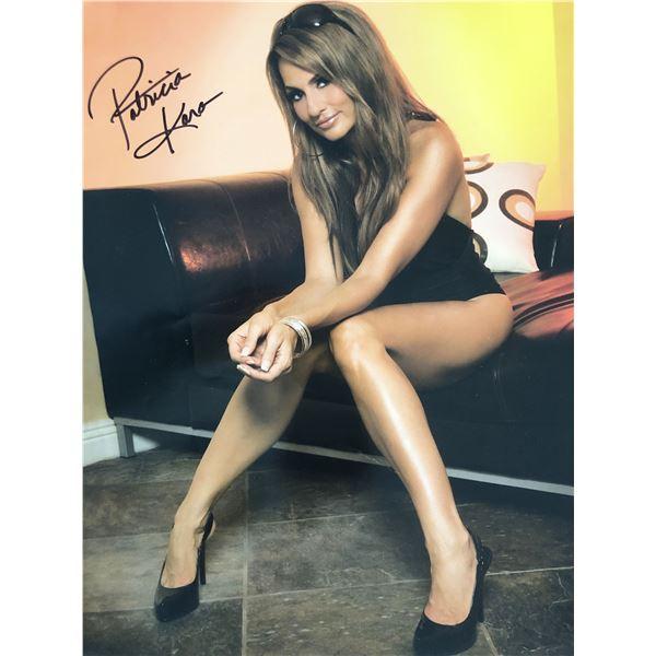 Patricia Kara signed photo