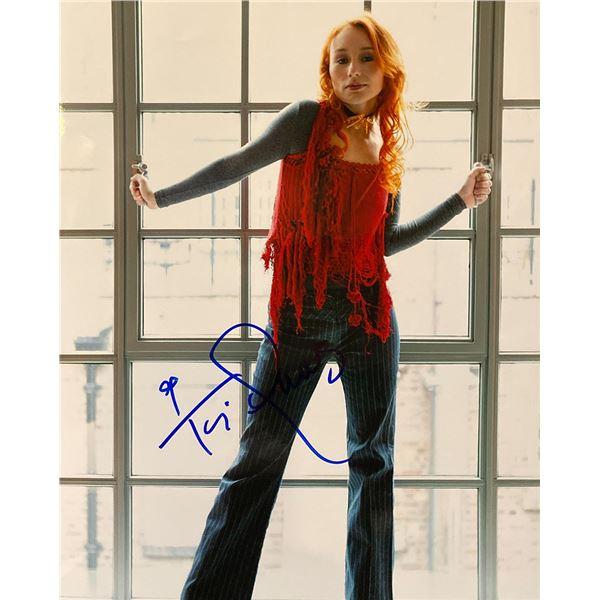 Tori Amos signed photo