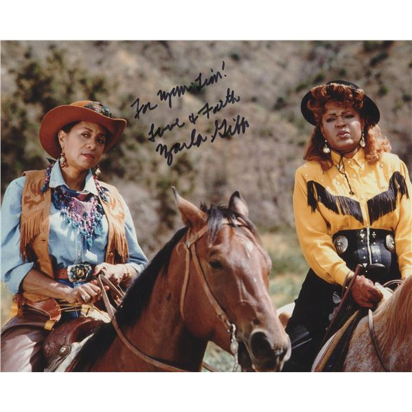 Marla Gibbs signed photo