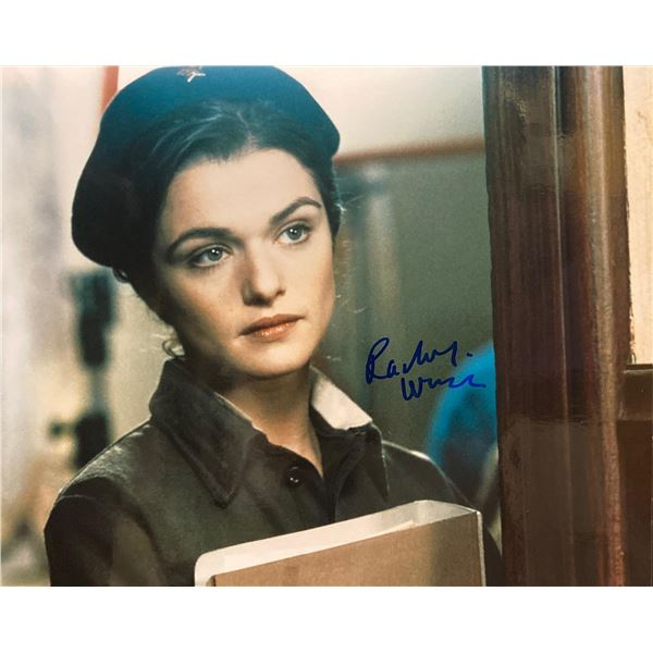 Enemy at the Gates Rachel Weisz signed movie photo