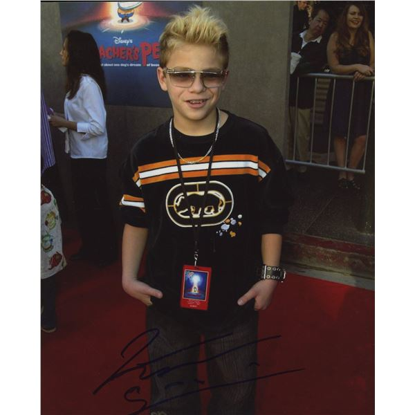 Jerry Maguires Jonathan Lipnicki signed photo