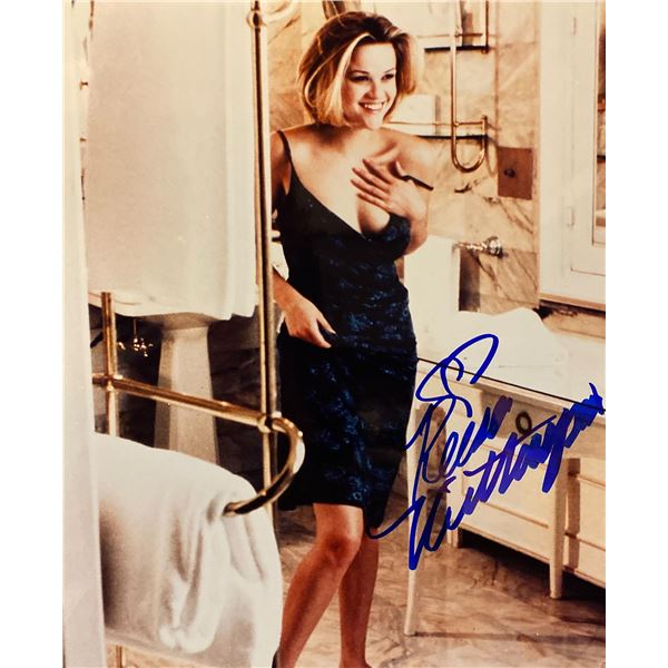 Reese Witherspoon signed photo