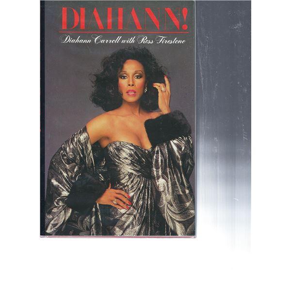 Diahann! Diahann Carrol signed book