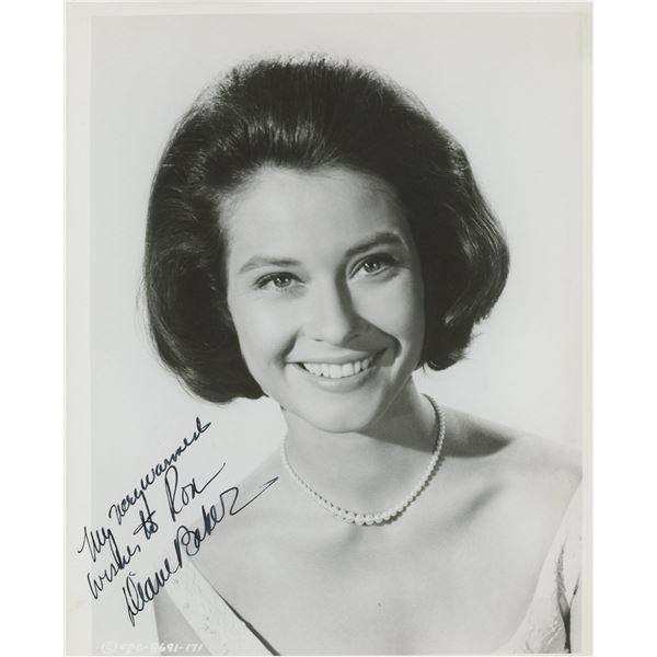 """Diane Baker signed """"Straight-Jacket"""" movie photo"""