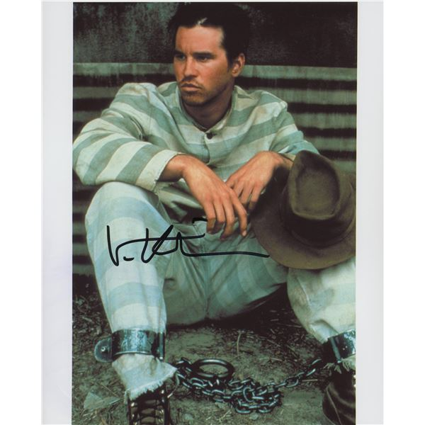 Val Kilmer signed photo