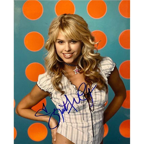 Sarah Wright signed photo