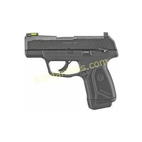 """RUGER MAX-9 9MM 3.20"""" 12RD TS BLK"""