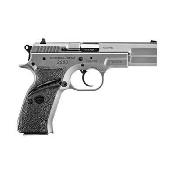 """SAR 2000 9MM 4.5"""" 17RD STS"""