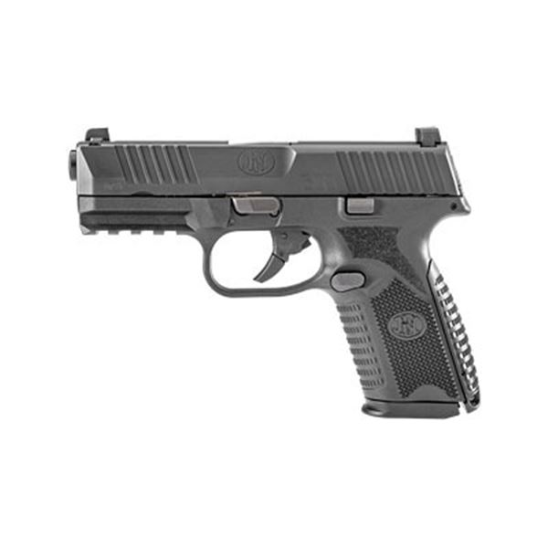 """FN 509 MIDSIZE 4"""" 9MM 10RD BLK"""