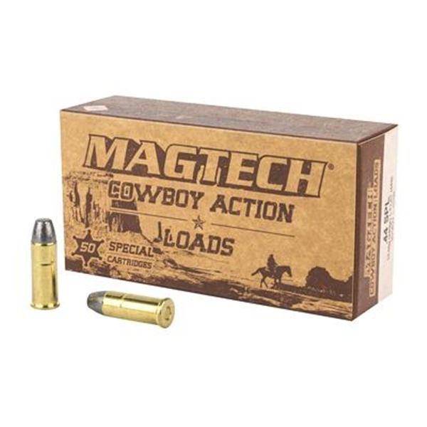 MAGTECH 44SPL 240GR LFN CWBY - 50 Rds